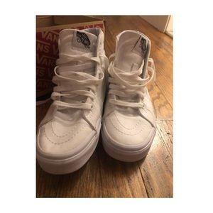 Vans White Size 7